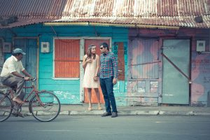 conceptual engagement shooting in Mauritius