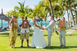 LOVE in Mauritius