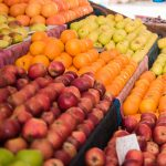 fruits available on our local market, Mauritius